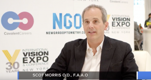 Career Tips for New Graduate OD's – Video Interview with Dr. Scot Morris