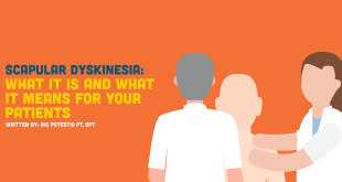 scapular dyskinesia