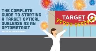 target optical optometrist