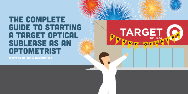 target optical optometrist