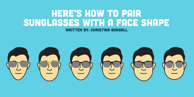 sunglasses face shape