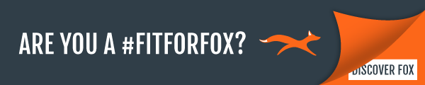 600×120 FOX Rehab Header Fit for Fox