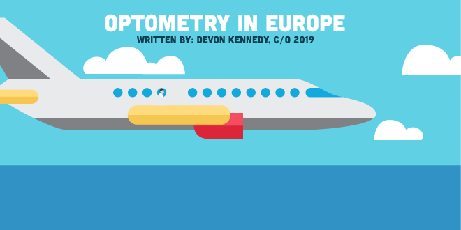 Optometry in Europe – My German Experience