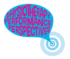 physiotherapy performance perspectives podcast