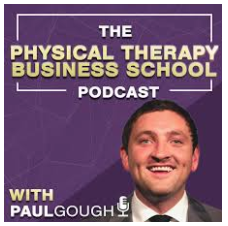 physical therapy business school podcast