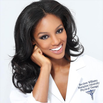Desi-Williams-new-grad-physical-therapt