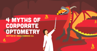 4 Myths of Corporate Optometry