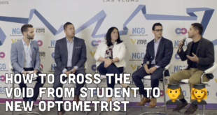 Student to New Optometrist – Crossing the Void