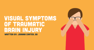 Visual Symptoms of Traumatic Brain Injury