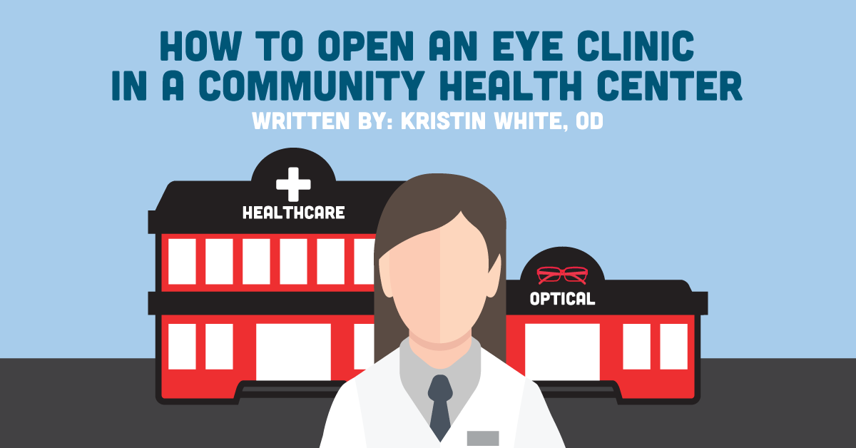 4ad6c7bbcce How to Open an Eye Clinic in a Community Health Center ...