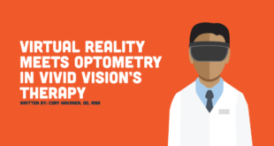 vivid vision virtual reality optometry