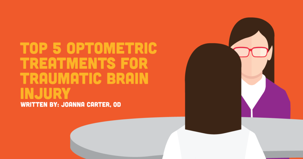 optometric treatments for traumatic brain injury