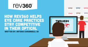 How Rev360 Helps Eye Care Practices Stay Competitive In Their Optical