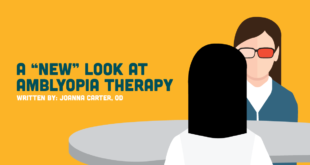 A New Look at Amblyopia Therapy