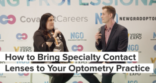 How To Bring Specialty Contact Lenses to Your Optometry Practice