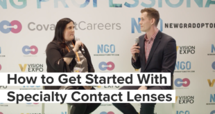 how to get started with specialty contact lenses