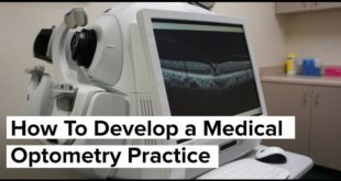 How To Develop a Medical Optometry Practice