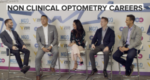 How To Start a Non Clinical Optometry Career