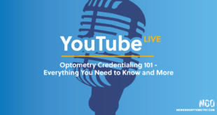 How To Get Credentialed In Optometry – YouTube Live
