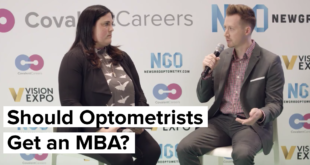 Should Optometrists Get an MBA?