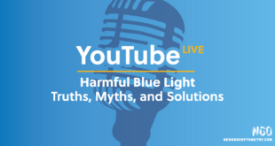 harmful blue light truths myths and solutions