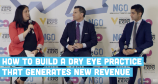 How To Build A Dry Eye Practice That Generates New Revenue