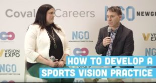 How To Develop A Sports Vision Practice