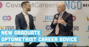 new graduate optometrist career advice