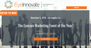 EyeInnovate – The Eyecare Marketing Event of the Year