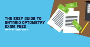 the easy guide to ontario optometry exam fees
