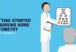 getting started in nursing home optometry