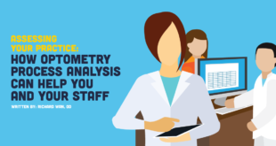 Assessing Your Practice: How Optometry Process Analysis Can Help You and Your Staff