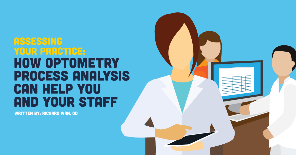 assessing your practice how optometry practice analysis can help you and your staff