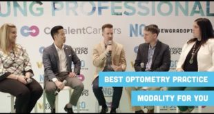 best optometry practice modality