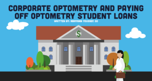 Corporate Optometry and Paying Off Optometry Student Loans