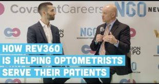 how rev360 is helping optometrists serve their patients