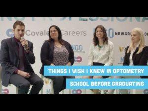 things i wish i knew in optometry school before graduating