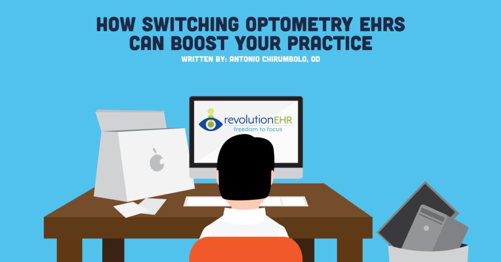 Switching Optometry EHR