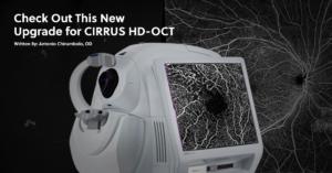 New Upgrade CIRRUS-HDOCT