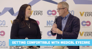 Getting Comfortable With Medical Eyecare