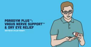 Parasym PlusTM Vagus Nerve SupportTM & Dry Eye Relief