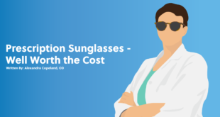 The Cost of Prescription Sunglasses – Well Worth It