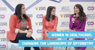 Women in Healthcare Changing the Landscape of Optometry