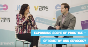 Expanding Scope of Practice – Optometry and Advocacy