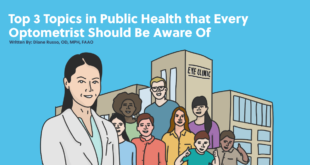 Top 3 Topics in Public Health for Optometrists