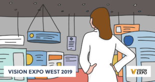 vision expo west 2019