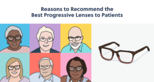 Reasons To Recommend the Best Progressive Lenses to Patients